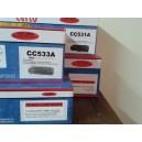 Комплект CC530A/31/32/33/CRG-718BK/M/Y