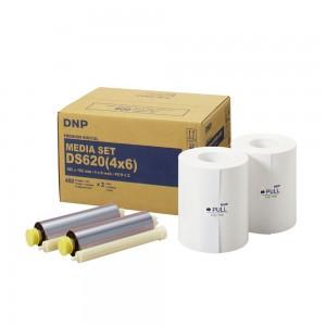 DNP DS620 Dye-Sublimation Photo Printer