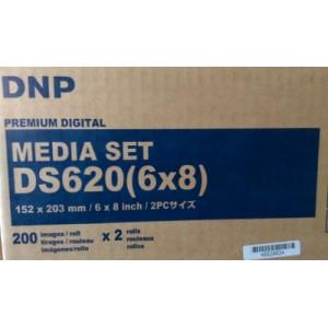 DNP DS620 Print Media