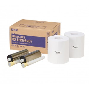 DNP DS-RX1-HS 6X8 MEDIA PACK